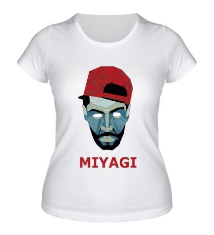 Женская футболка MIYAGI