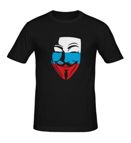 Мужская футболка Русский анонимус