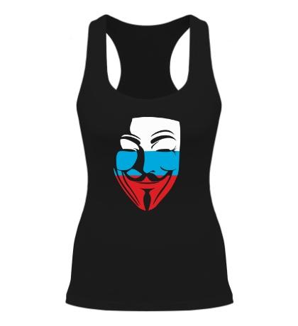 Женская борцовка Русский анонимус