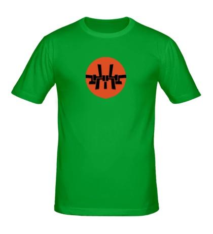 Мужская футболка DnB