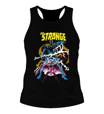 Мужская борцовка Dr. Strange