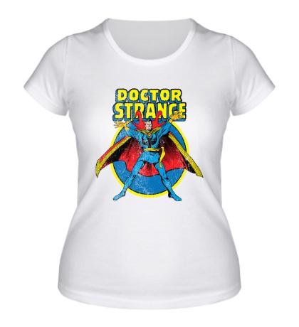 Женская футболка Doctor Supreme