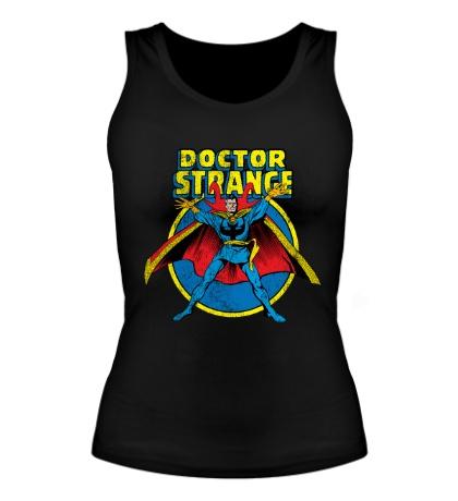 Женская майка Doctor Supreme