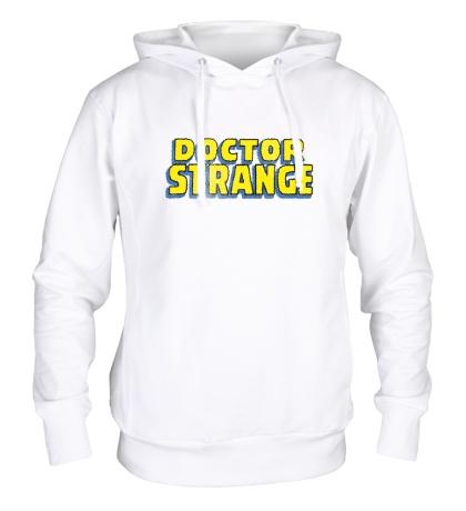 Толстовка с капюшоном Dr. Strange Logo