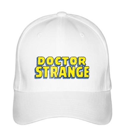 Бейсболка Dr. Strange Logo