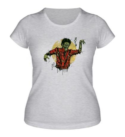 Женская футболка Zombie Master