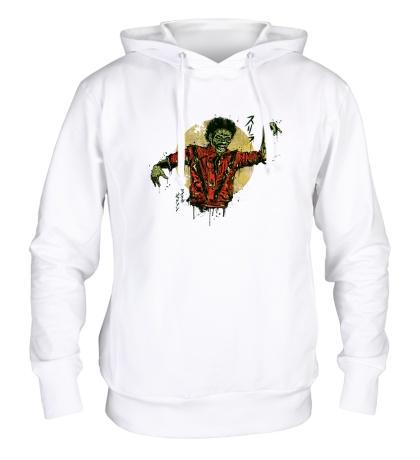 Толстовка с капюшоном Zombie Master