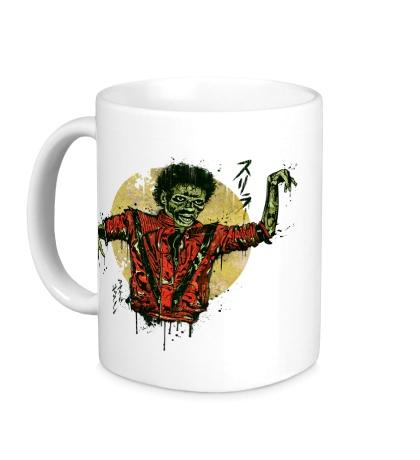 Керамическая кружка Zombie Master