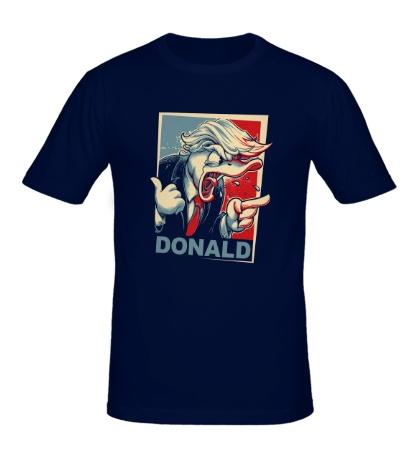 Мужская футболка President Donald