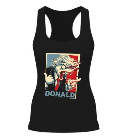 Женская борцовка President Donald