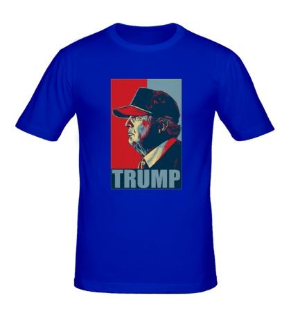 Мужская футболка Fancy Trump