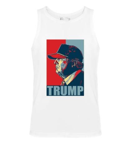 Мужская майка Fancy Trump