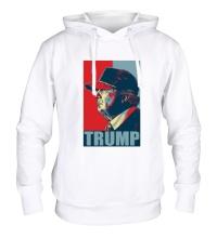Толстовка с капюшоном Fancy Trump