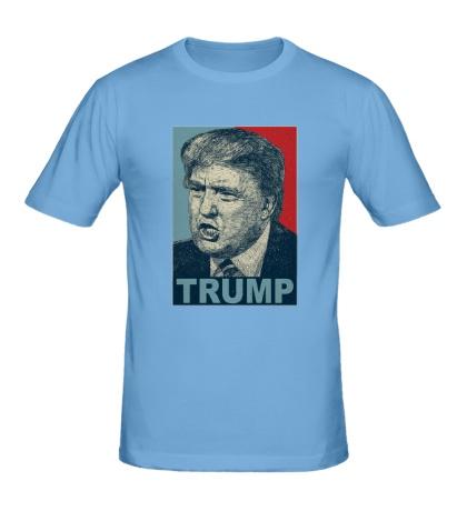Мужская футболка Donald Trump