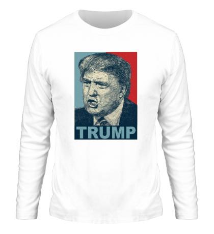 Мужской лонгслив Donald Trump