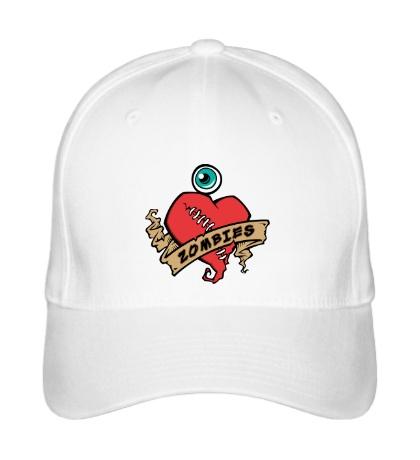 Бейсболка Zombies Heart