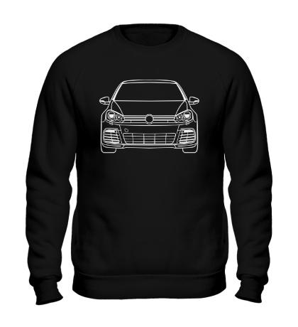 Свитшот VW MK6 R