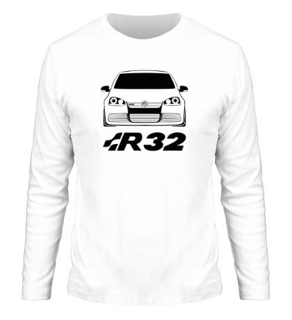 Мужской лонгслив MKV Golf R32