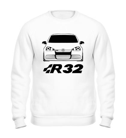Свитшот MKV Golf R32