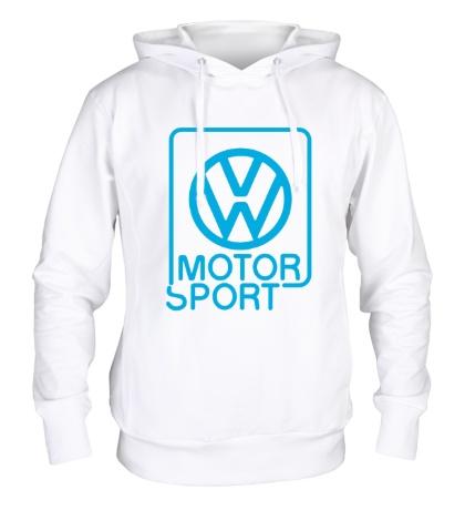 Толстовка с капюшоном VW Motorsport