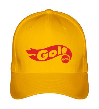 Бейсболка Golf GTI hot wheels