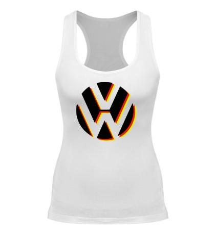 Женская борцовка Volkswagen Germany