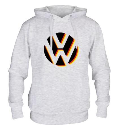 Толстовка с капюшоном Volkswagen Germany