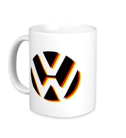 Керамическая кружка Volkswagen Germany