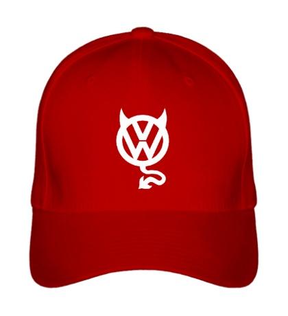 Бейсболка VW Devil logo
