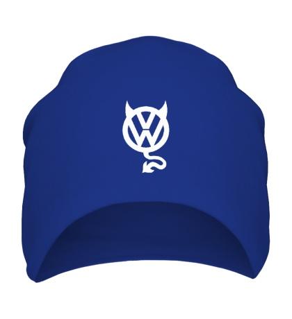 Шапка VW Devil logo