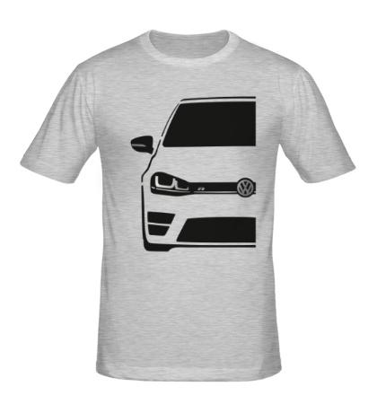 Мужская футболка VW MK7 R