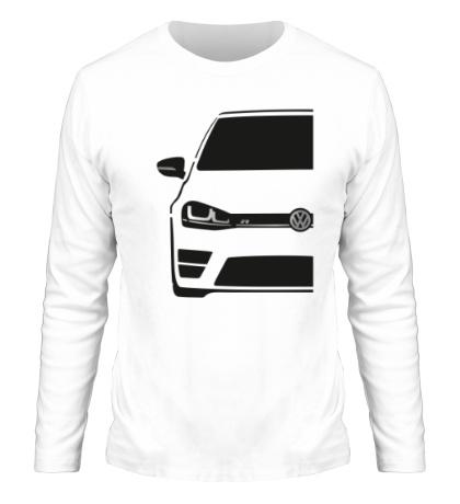 Мужской лонгслив VW MK7 R