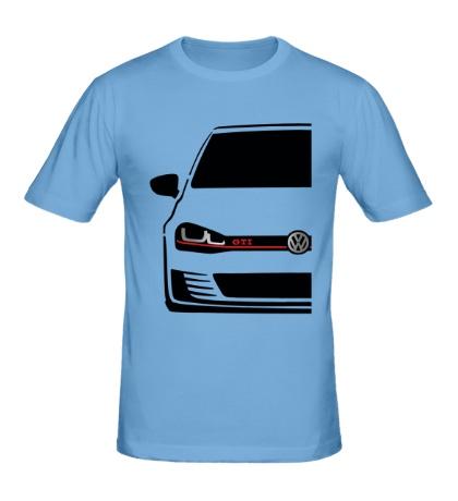 Мужская футболка VW MK7 GTI Big