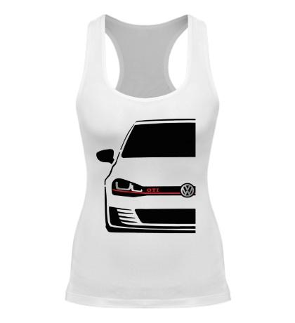 Женская борцовка VW MK7 GTI Big