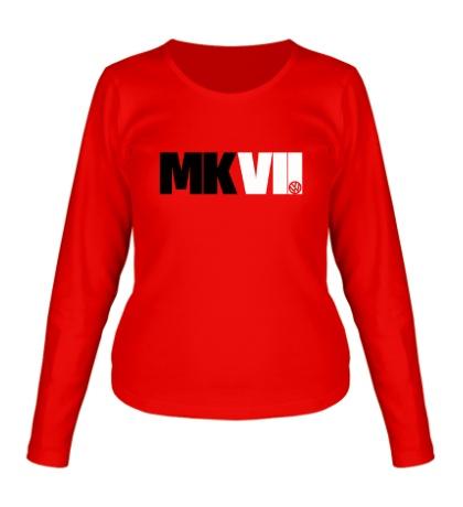Женский лонгслив MKVII