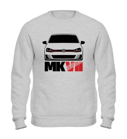 Свитшот VW MKVII GTI