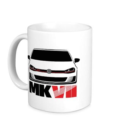 Керамическая кружка VW MKVII GTI