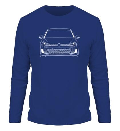Мужской лонгслив VW MK7 GTI