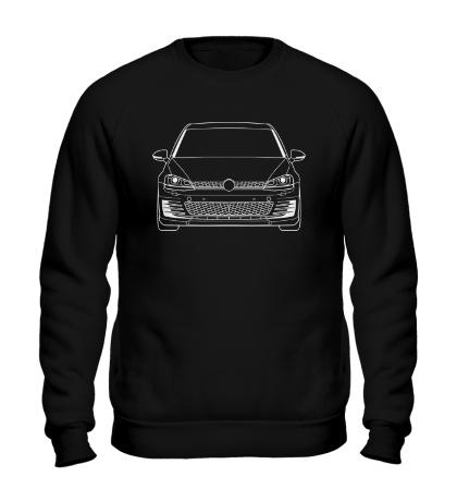 Свитшот VW MK7 GTI