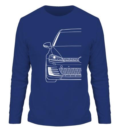 Мужской лонгслив VW MK7 GTI Big