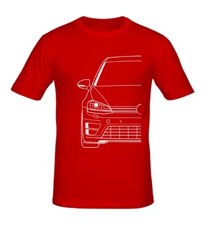 Мужская футболка MK7 R cut