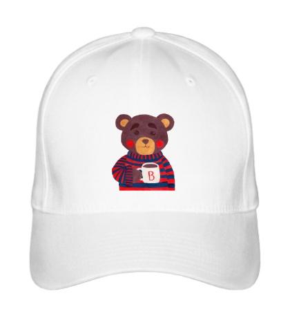 Бейсболка Медведь с какао