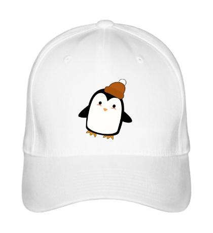 Бейсболка Зимний пингвин