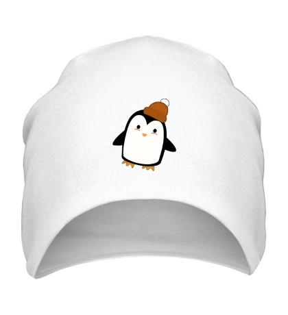 Шапка Зимний пингвин