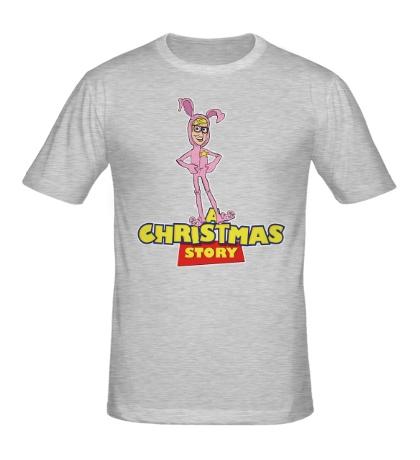 Мужская футболка Christmas Toy Story