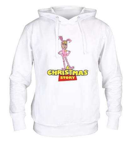 Толстовка с капюшоном Christmas Toy Story