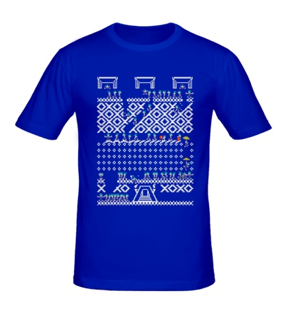 Мужская футболка OH NO! Its Christmas!