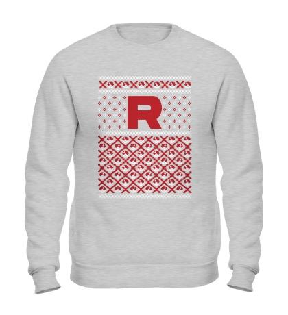 Свитшот Rocket Christmas