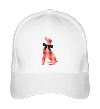 Бейсболка Retro Christmas Dog Style