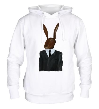 Толстовка с капюшоном David Lynch, Rabbit